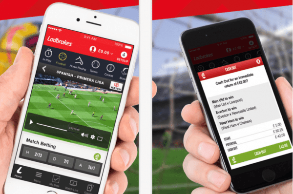 Mobile Betting Ladbrokes