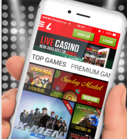 Mobile Ladbrokes Casino