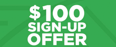 TVG sign up offer