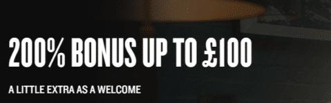 Foxy Casino weclome bonus
