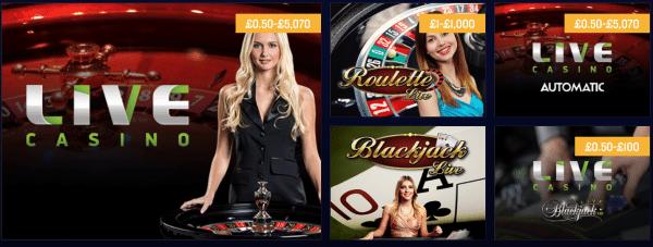 foxy live casino dealer