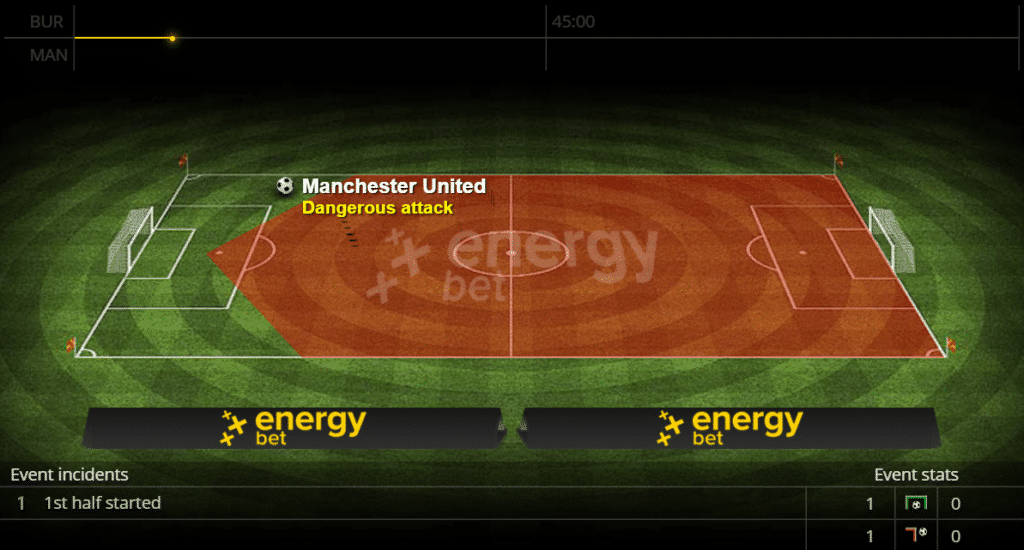 energybet live betting console