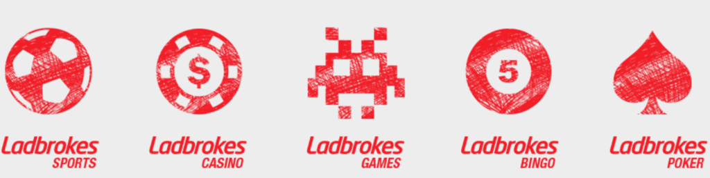 products available on Ladbrokes.col