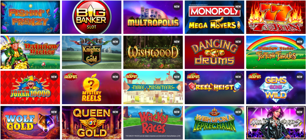 Ladbrokes Free Spins New Player Offer