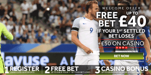 Genting Bet Promo Code 2018: Enter GENTSPORTS (£40 Free Bets)