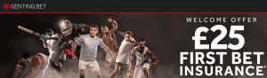 Genting Bet World Cup Offers