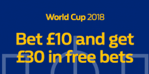 William Hill World Cup Offers