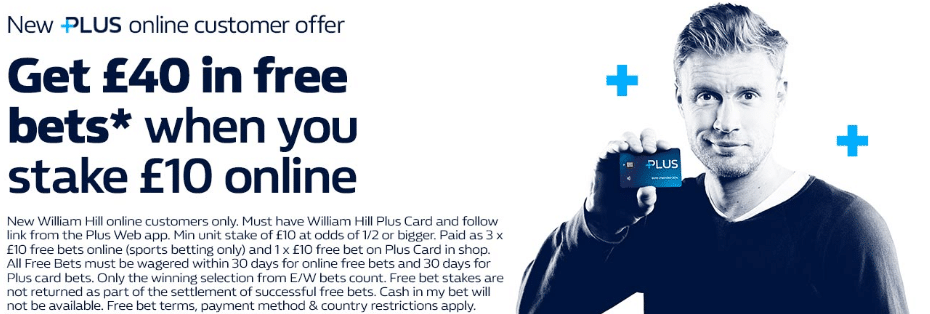 William Hill Best Features