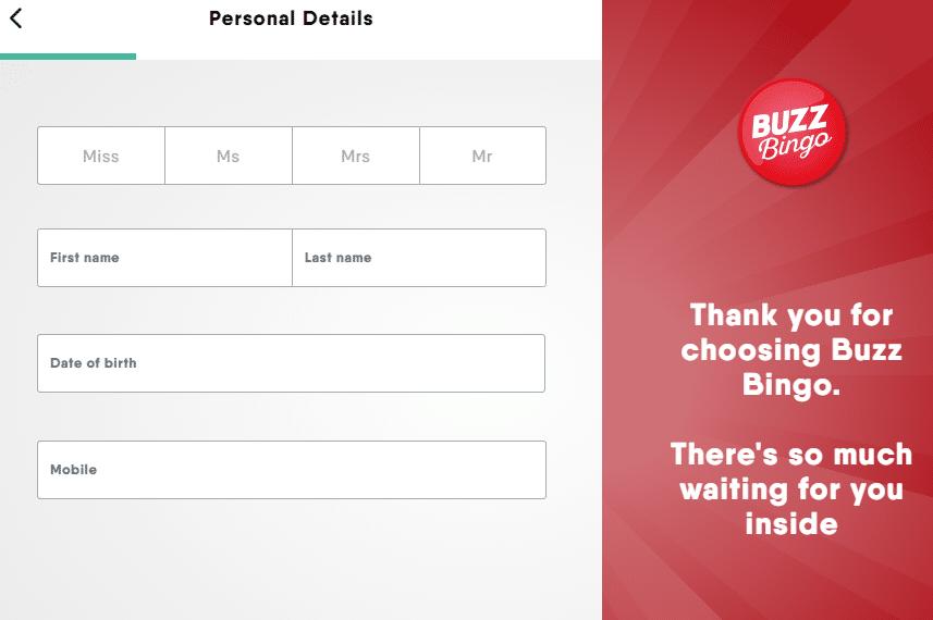 Buzz Bingo Bonus Code 2020