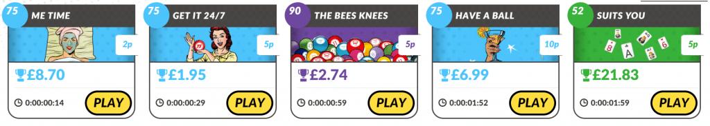 Wink Bingo Promo Code