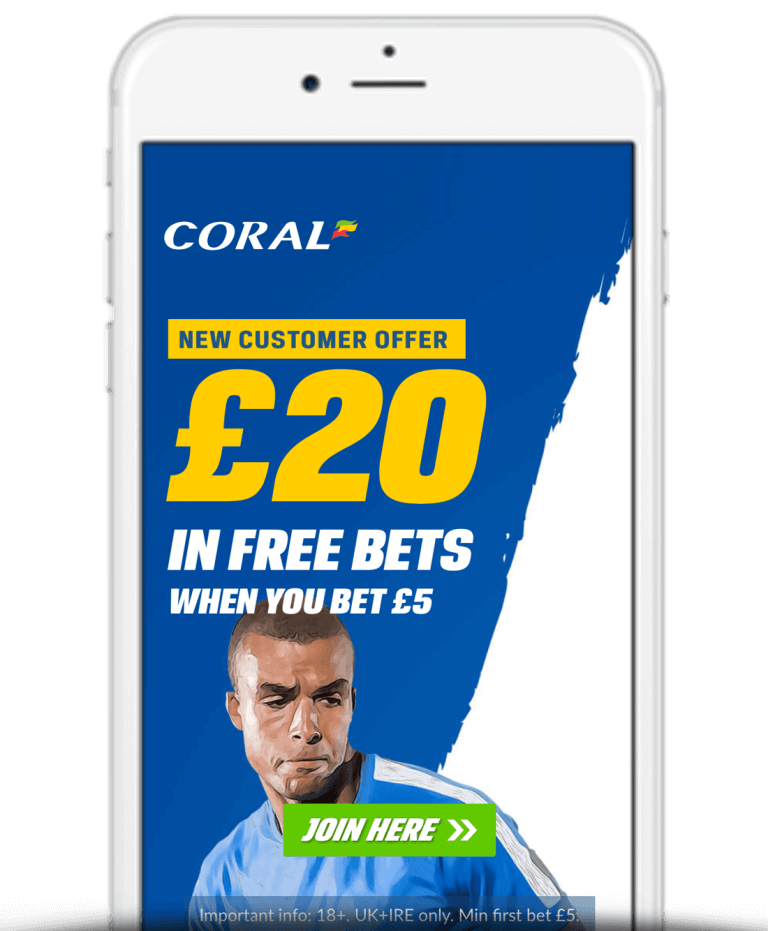 Coral Betting App