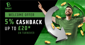 Fansbet Promo Code 2019: Get £20 in FREE Bets & Up to £200 for Casino