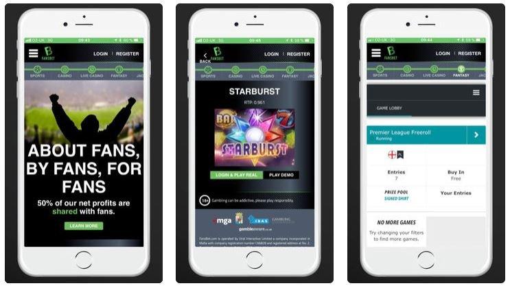 Best Betting App in UK – Top 5 (September 2019 update)