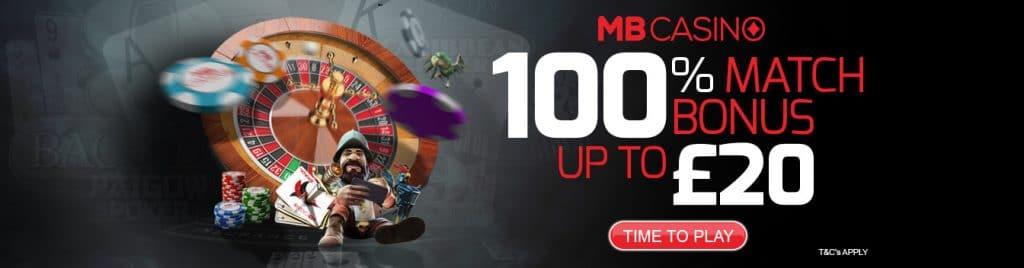 Matchbook Casino Bonus