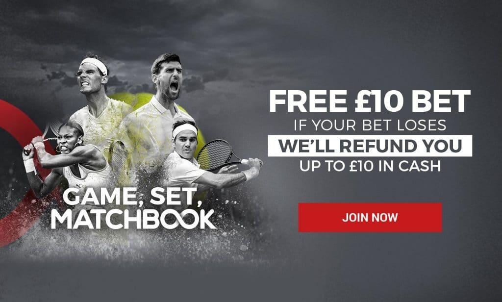 Matchbook Bonus Code for December 2019