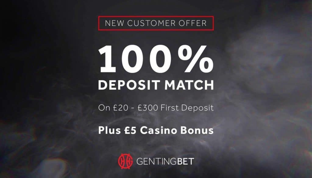 Genting Bet Casino Promo Code 2019