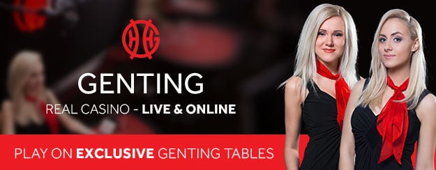 Genting Bet Casino Promo Code - GENTCAS
