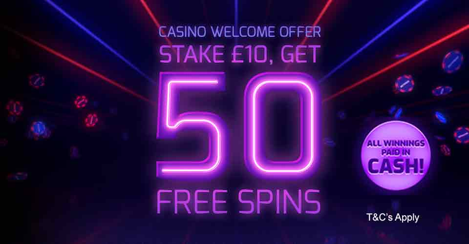 Betfred Promos for Casino and Bingo