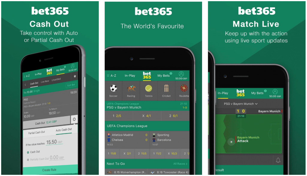 Bet365 Mobile Review 2020