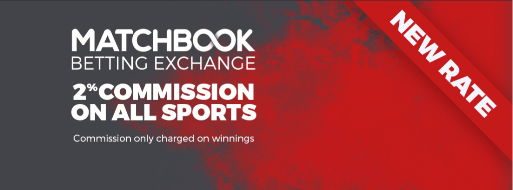 Matchbook Bonus Code 2020 for Sports