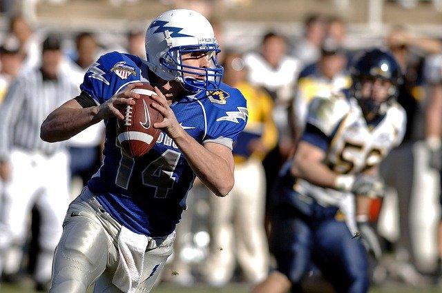 NFL quarterback betting